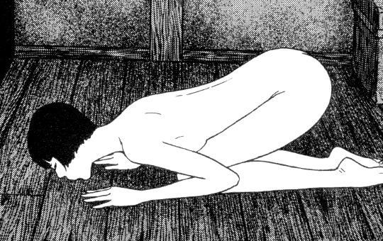 魔の断片 第2話「木造の怪」②