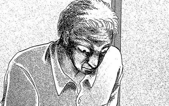 霊感ママシリーズ 第1話「花の陰影」③