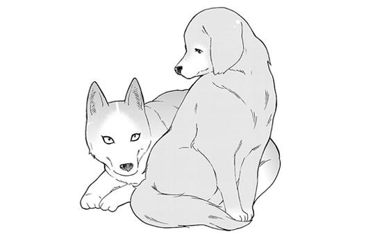 ペットの声が聞こえたら  第2話「りんりんとしゃもんのこと」①