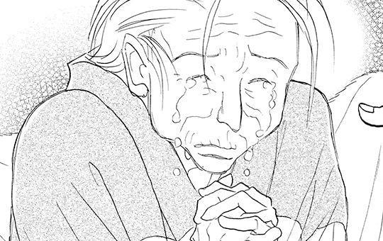 伊集院月丸の残念な霊能稼業 第1話「獣の皮」②