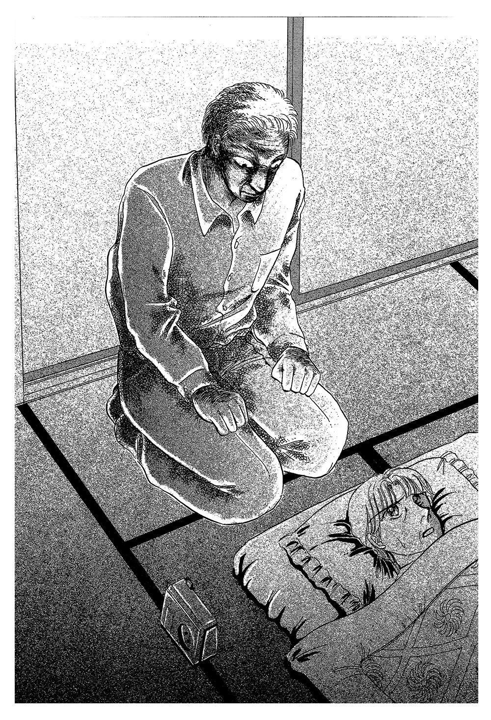 霊感ママシリーズ 第1話「花の陰影」③reikan26.jpg