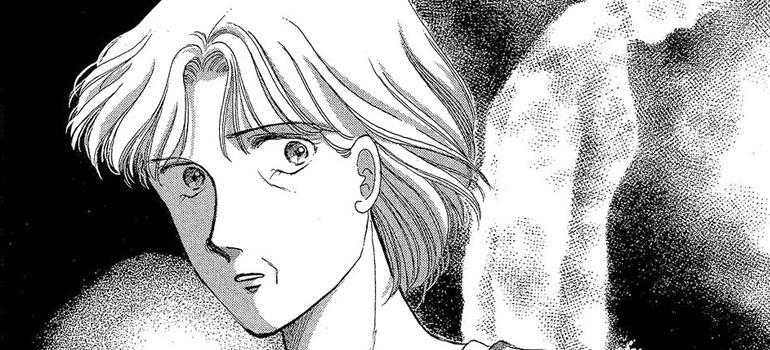 霊感ママシリーズ 第1話「花の陰影」①