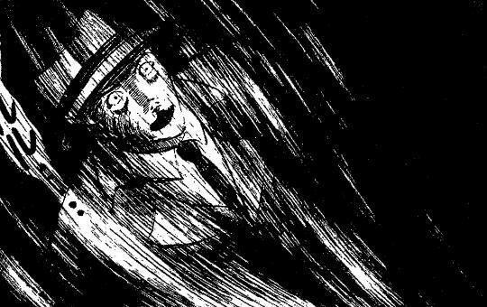 魔百合の恐怖報告  第3話「消えた黒猫」②
