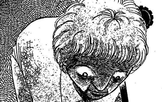 霊感ママシリーズ 第2話「高野家の隣人」①