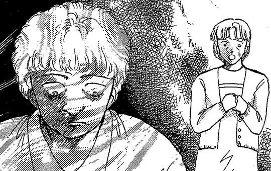 霊感ママシリーズ 第2話「高野家の隣人」②