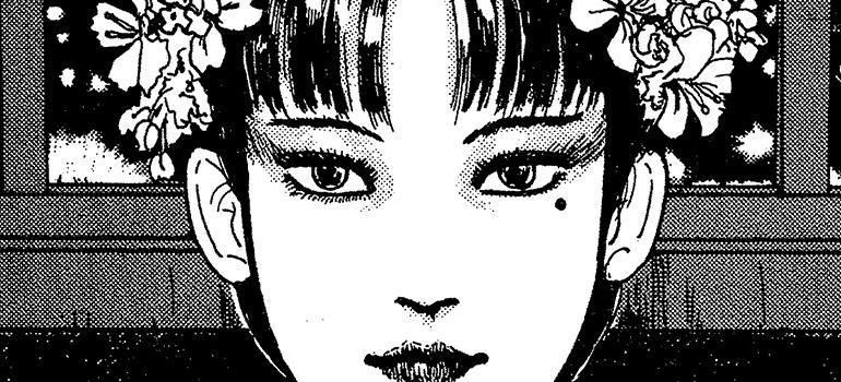 伊藤潤二傑作集 第3話「富江 地下室」④