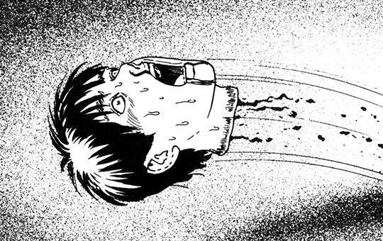 魔の断片 第3話「富夫・赤いハイネック」③