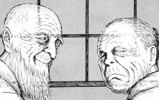 魔の断片 第4話「緩やかな別れ」①