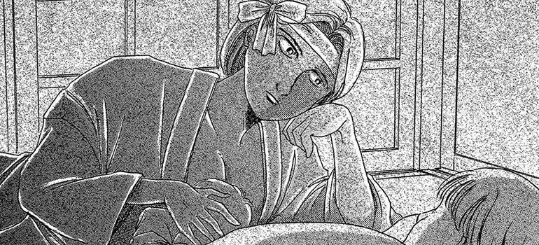 霊感ママシリーズ 第4話「母への道程」①