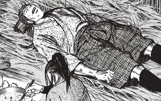 真田太平記 第6話「忍び小屋」①