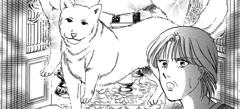 霊感ママシリーズ 第5話「小さな守護神」②