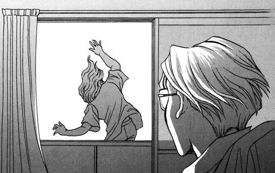 第3話「蠢く霊障」/霊感お嬢★天宮視子