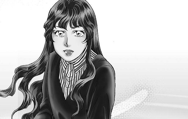 第6話「神の囲い」/霊感お嬢★天宮視子
