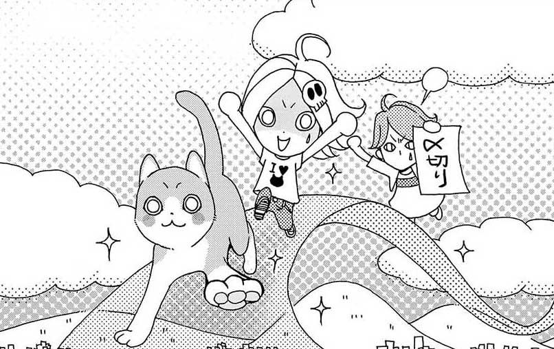 ニャンとびっくり・猫の道 編集K氏とコラちゃん編/視えるんです。3