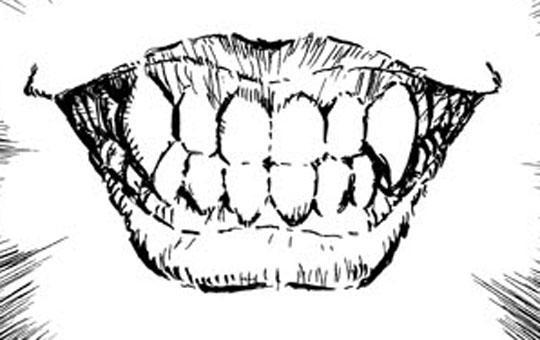 「入れ歯」/未知庵のお蔵出し
