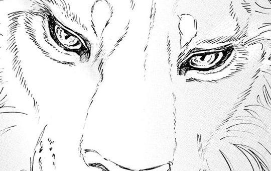 第54話「混沌のライオン」1/4×1/2 R(クォート&ハーフ)