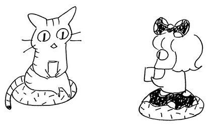 2巻発売記念試し読み/猫で語る怪異2