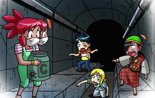 8章「地下タンクの真実」/水不足のサバイバル