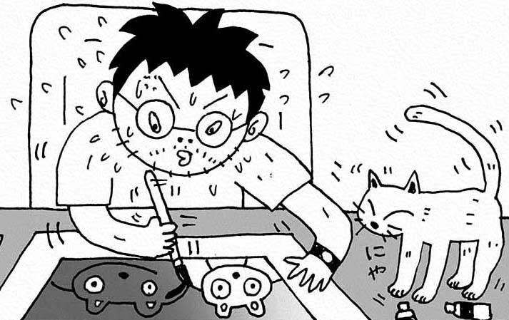 第1回/絵本作家のアルコール日記